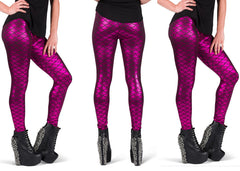 Majestic Mermaid Leggings