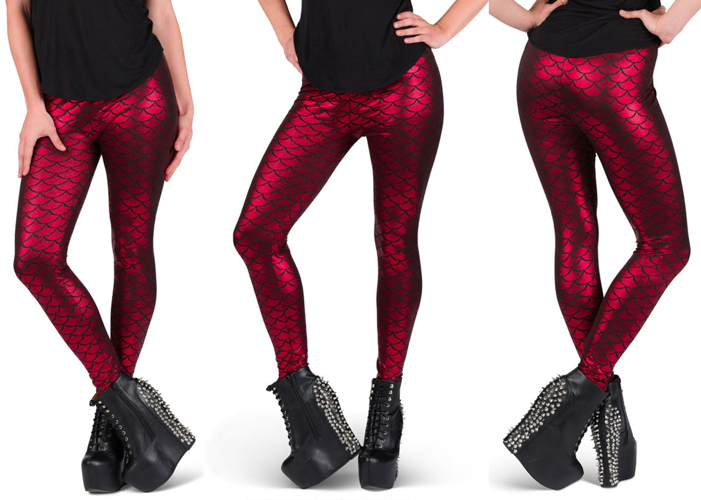 4466d7a51822c7 Majestic Mermaid Leggings – Online Legging Store