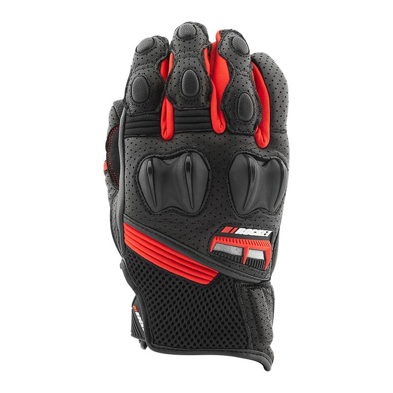 Gants courts en cuir / maille Speedmaster Air