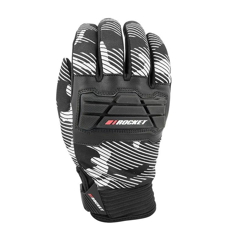 Velocity Leather/Mesh Gloves