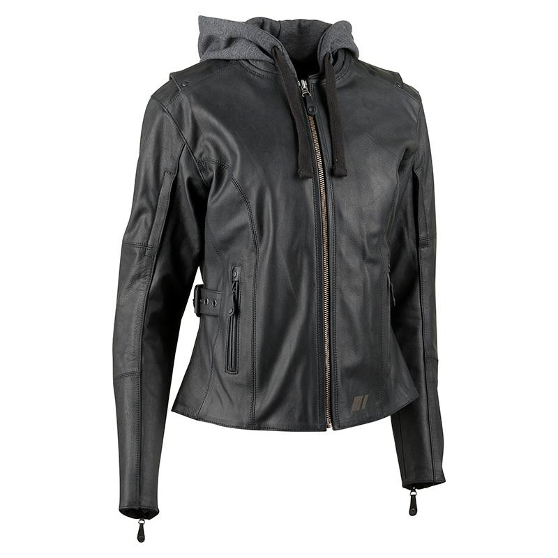Diva Leather Jacket