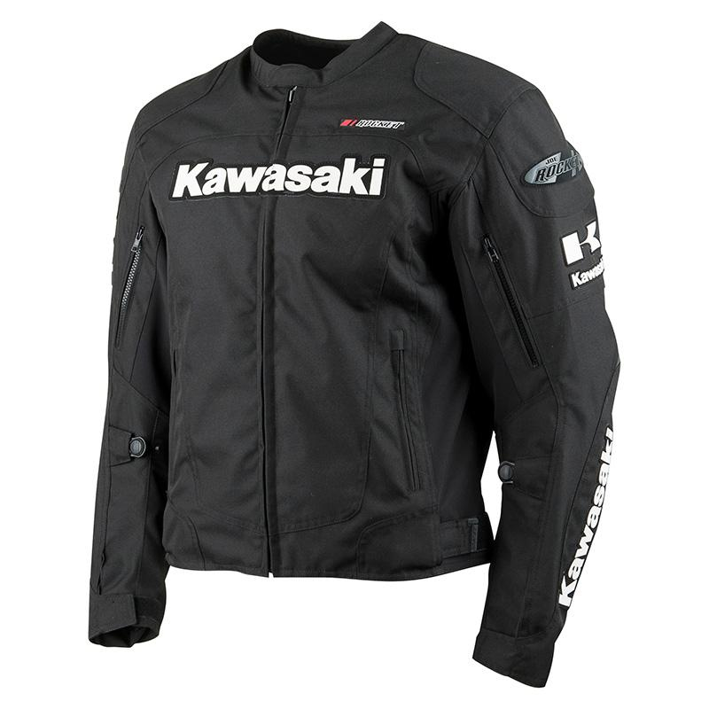 Kawasaki® SuperSport Textile Jacket