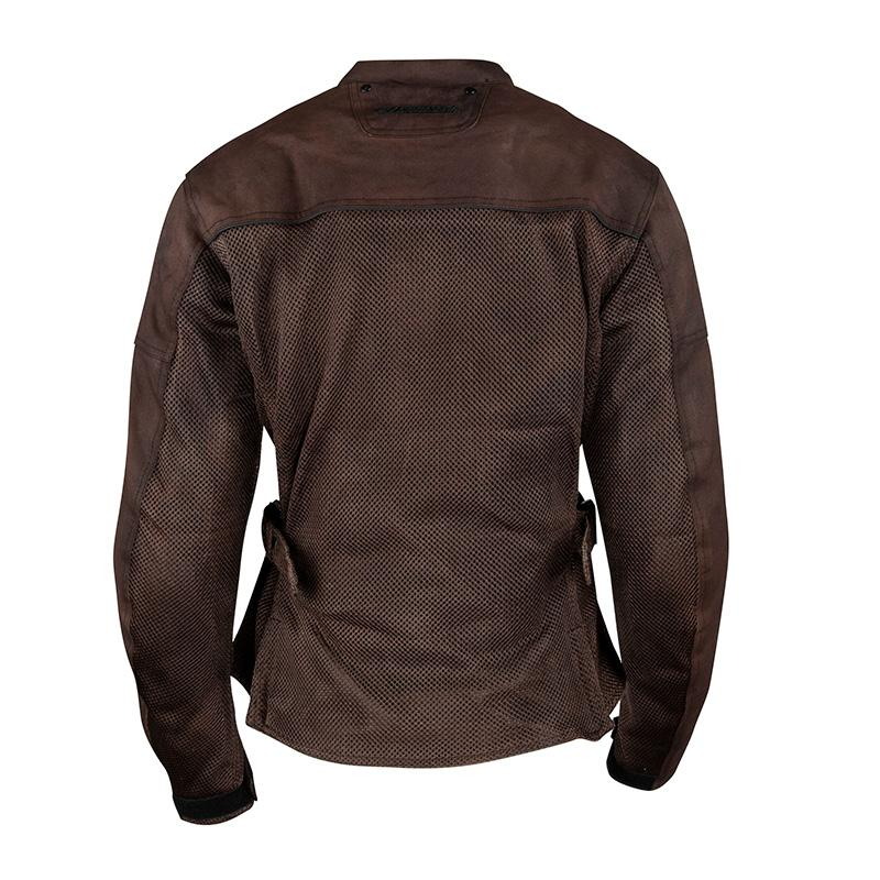 Soleil™ Waxed Canvas/Mesh Jacket