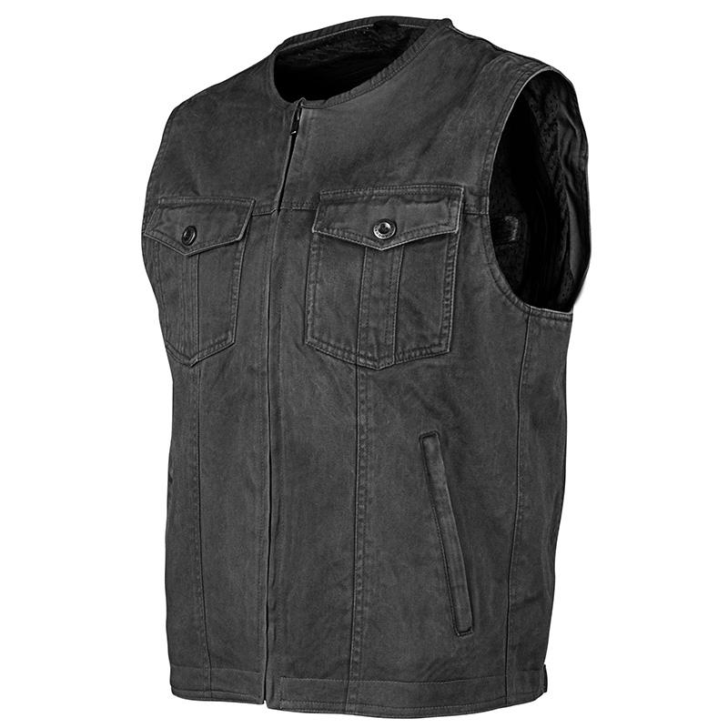 Mission Denim Vest