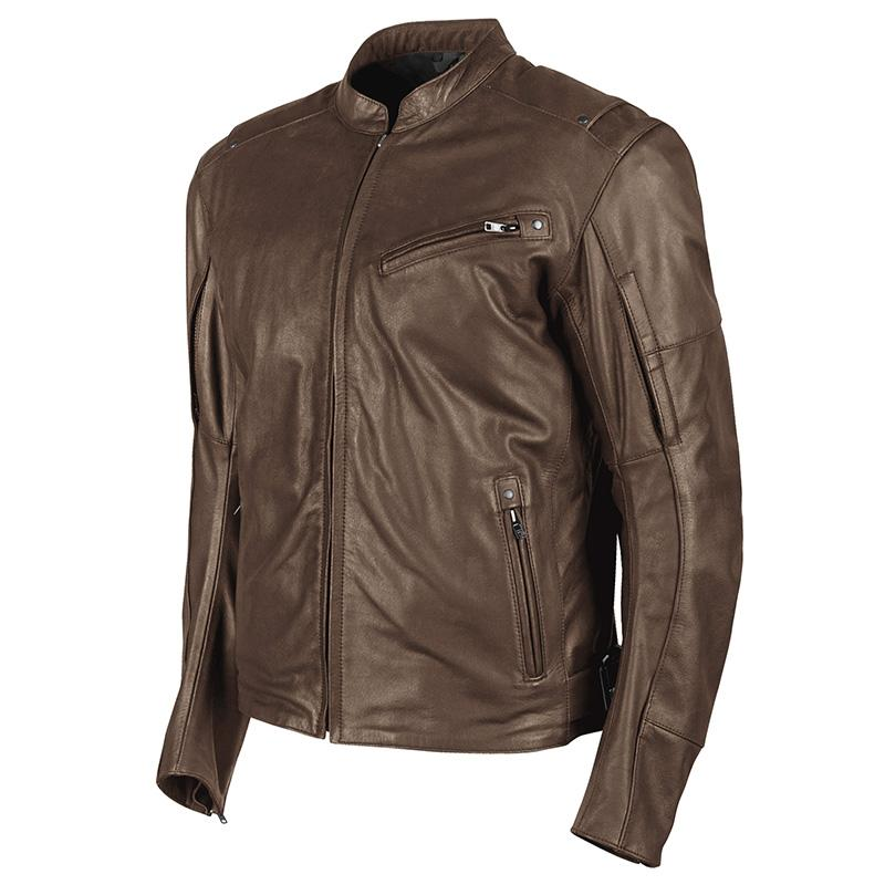 Powerglide Leather Jacket