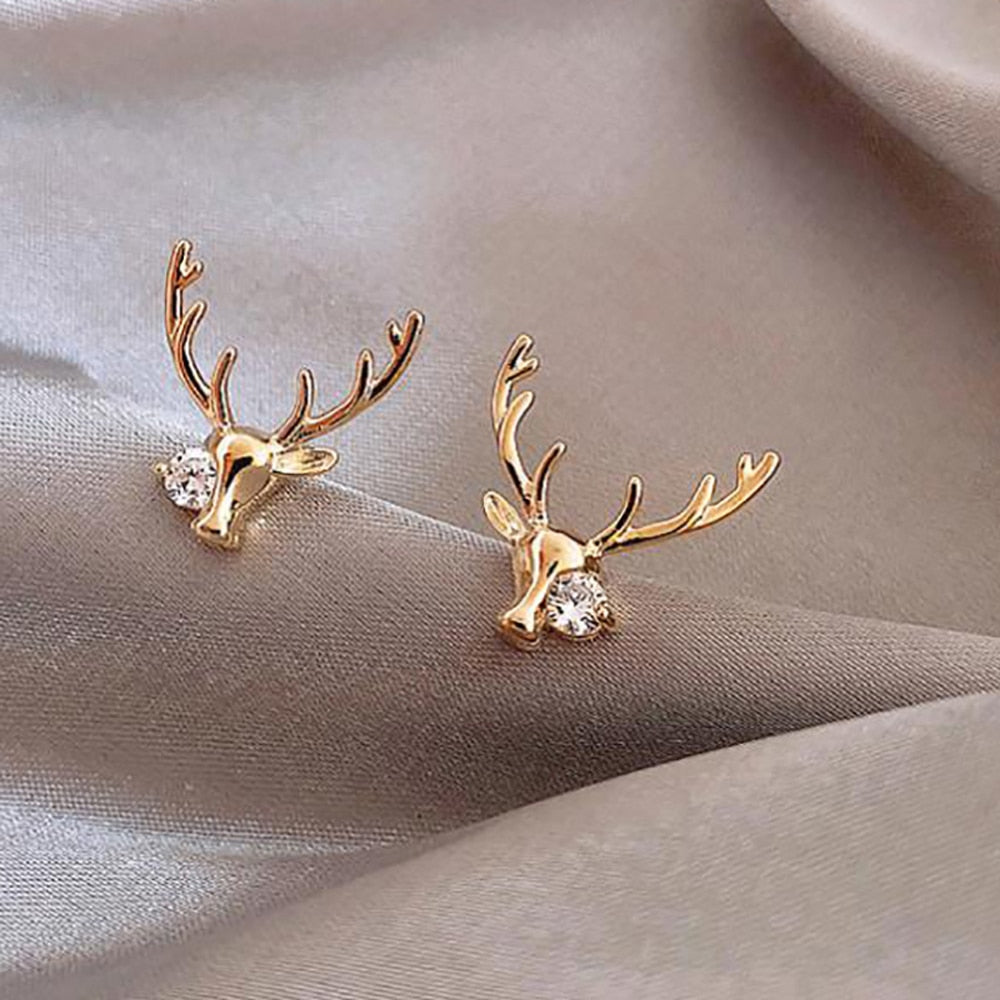 Elk Earrings - Baehub