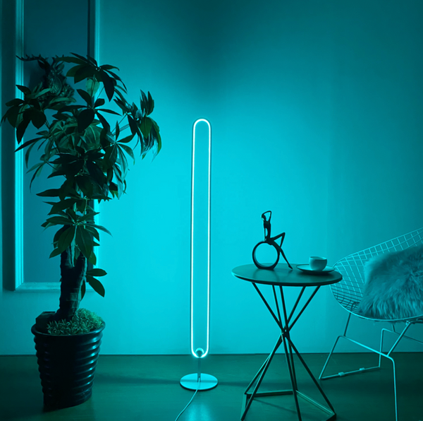 Nordic Minimal Light Led Floor Lamp