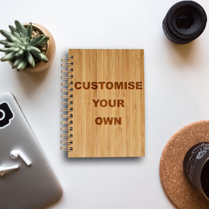 Customise your own journal
