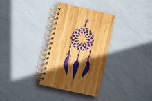 Load image into Gallery viewer, Dream Catcher Journal