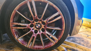 Auto Exotica - Turismo: Alloy wheel and paint metal contaminant remover