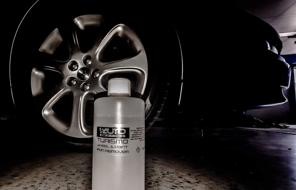 Turismo: Alloy wheel and paint metal contaminant remover