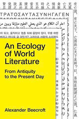 Omslag An Ecology of World Literature