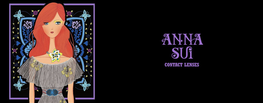 Anna Sui Color Contact Lens