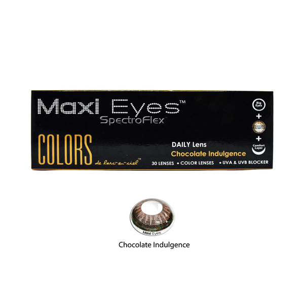 Maxi Eyes Natural Colored Lens - Optic Butler  - 2