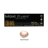 Maxi Eyes Natural Colored Lens - Optic Butler  - 3