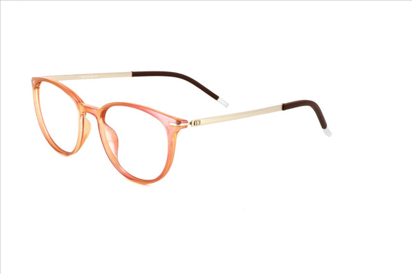 Brooklyn DY1487 Oval Shape Frame with Lens