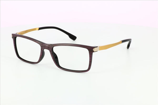 Brooklyn DY1517 Rectangle Shape Frame with Lens