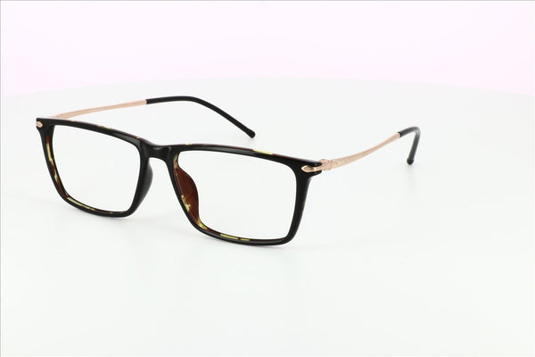 Brooklyn DY1587 Rectangle Shape Frame with Lens