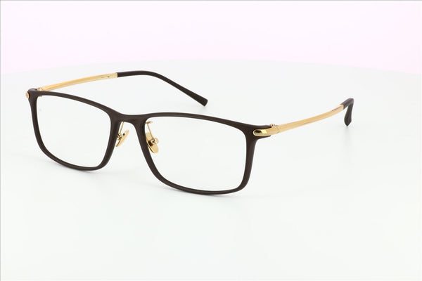Brooklyn DY1624 Rectangle Shape Frame with Lens