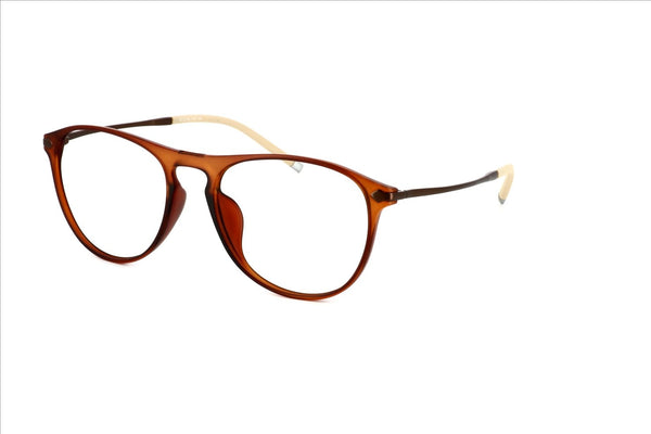 Brooklyn DY1636 Oval Shape Frame with Lens