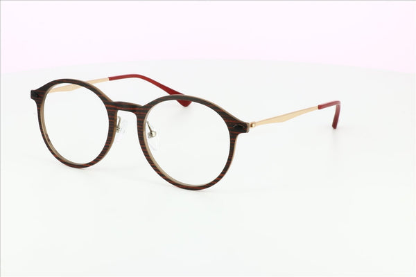 Brooklyn J0536 Round Shape Frame with Lens