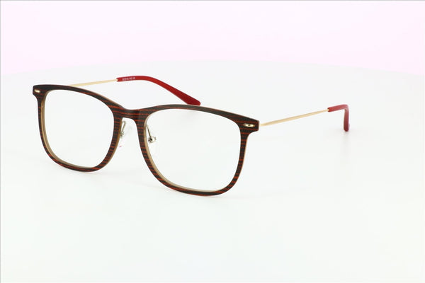 Brooklyn J0538 Rectangle Shape Frame with Lens