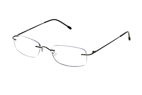 Brooklyn TDAVR Rimless Frame with Lens