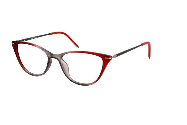 Brooklyn TR1337 Cateye-Shaped Frame with Lens
