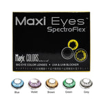 Maxi Eyes Magic Colors Yellow Series - Optic Butler  - 1