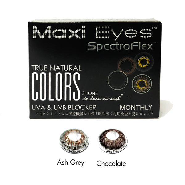 Maxi Eyes 3 Tone Monthly Color Lens
