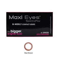 Maxi Eyes Ring Lens Bi-weekly - Optic Butler