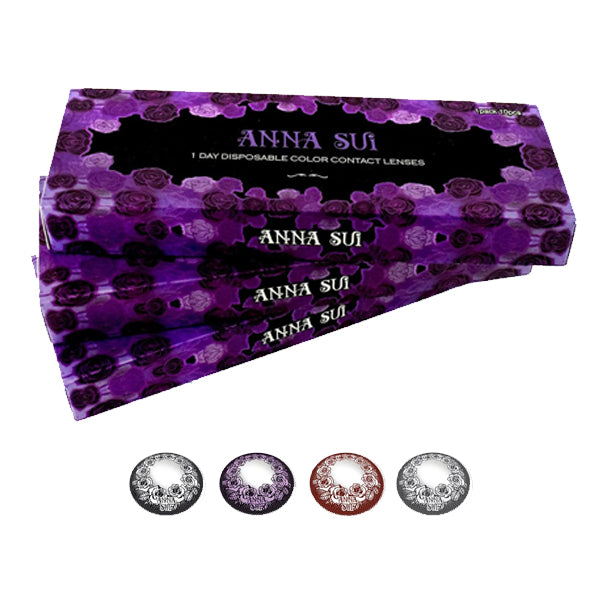 Anna Sui Daily Color Contact Lenses