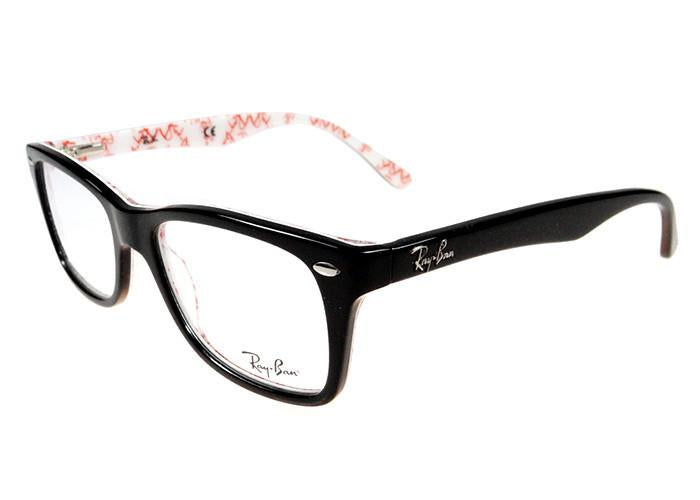 Ray-Ban RX5228F 5014 Logomania Optical Frame - Optic Butler  - 1