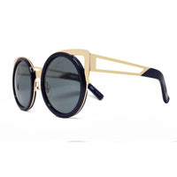 Linda Farrow Playful Cat Eye Sunglasses - Optic Butler  - 2
