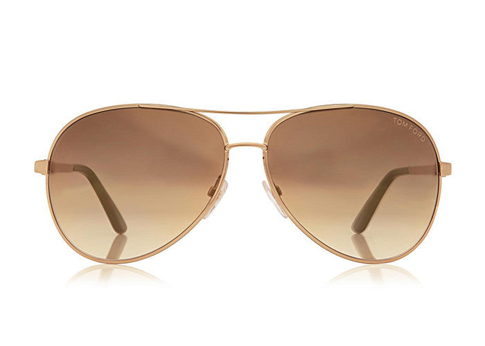 04a33d2dfa Tom Ford FT0035 CHARLES ROUND AVIATOR SUNGLASSES – Optic Butler