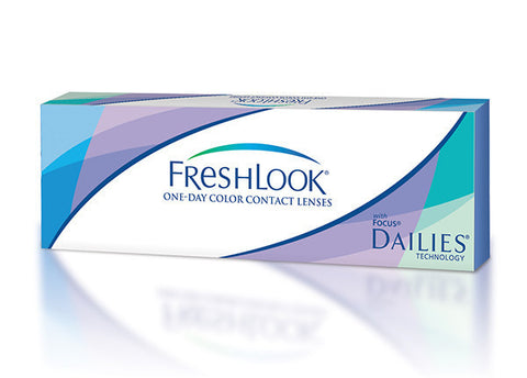 FRESHLOOK® ONE DAY - Optic Butler