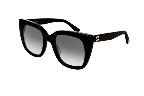Gucci Oversize Rectangular-frame Sunglasses