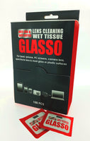 Glasso - Lens Cleanning Wet Tissue