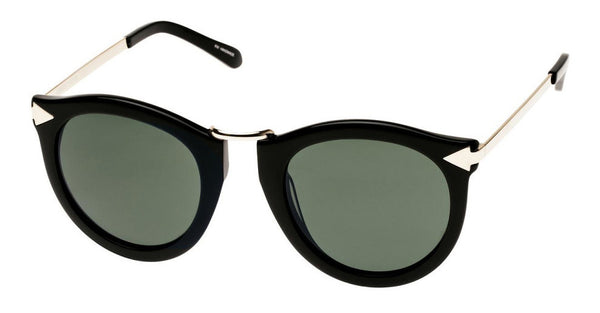 Karen Walker Harvest Black - Optic Butler  - 1