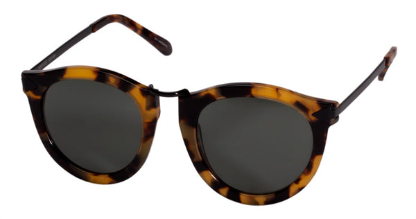 Karen Walker Harvest Tortoise - Optic Butler  - 1