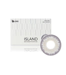 OLens Island Gray Monthly Lens