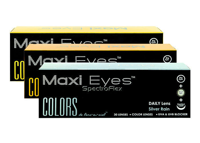 Maxi Eyes Natural Colored Lens - Optic Butler  - 1