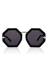Karen Walker Moon Disco Black - Optic Butler  - 3