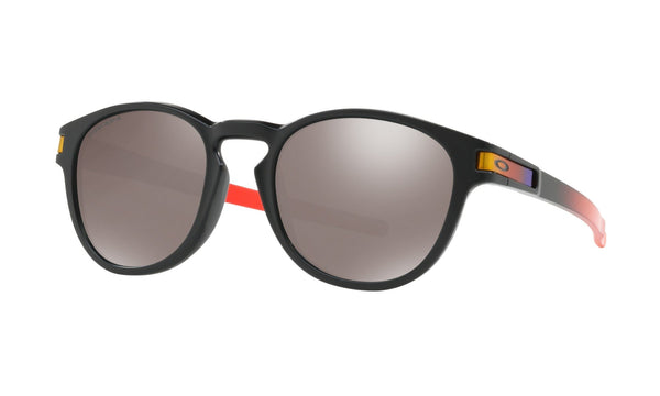 Oakley OO9349 Latch Ruby Fade Collection Sunglasses