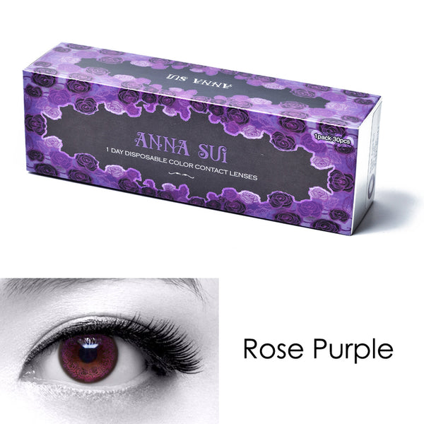 Anna Sui Daily Disposable Color Contact Lenses