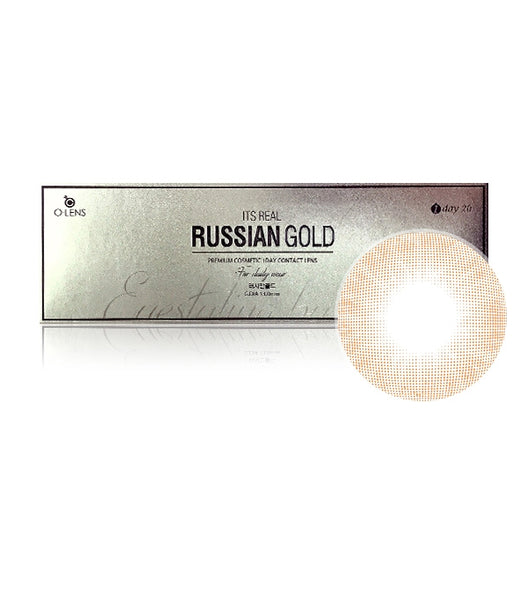 OLens Russian Gold 1 Day