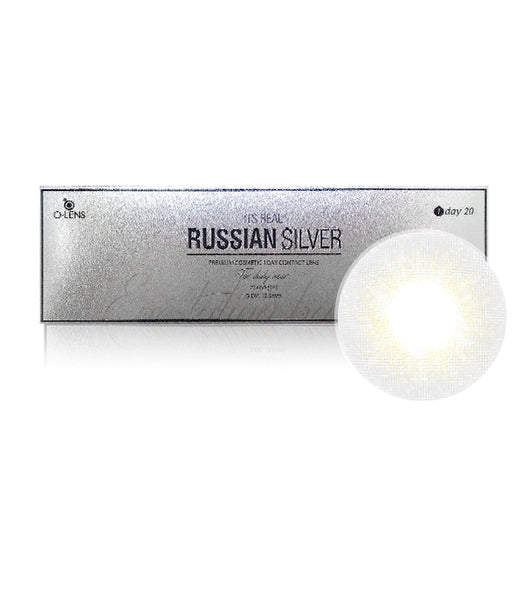 OLens Russian Silver 1 Day