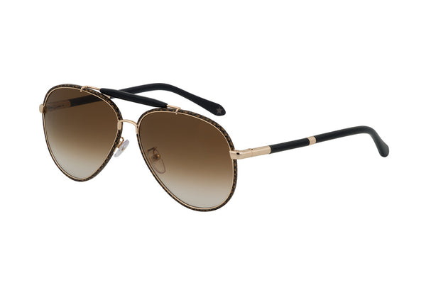 Givenchy SGV 461Q 300 Sunglasses - Optic Butler