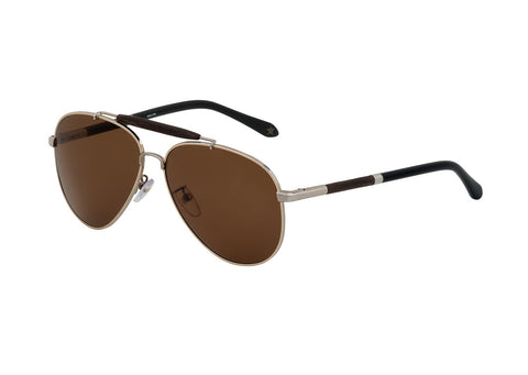 Givenchy SGV 461 544 Polarized Sunglasses - Optic Butler
