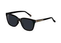 Givenchy SGV 811 700 Sunglasses - Optic Butler